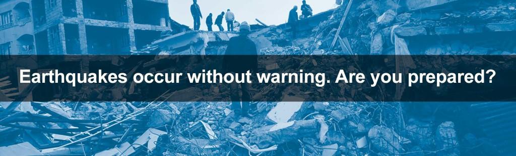 Earthquake Recovery Checklist